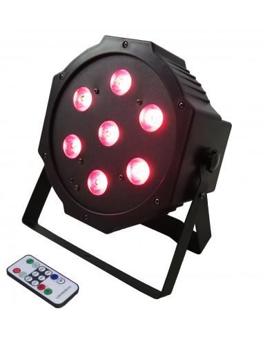 LEDPAR 28 Projetor Led RGBW